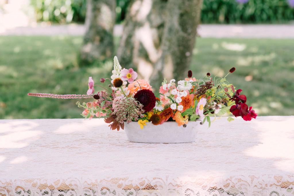 Bouquet de mariage - Les Fleurs d'Estelle Guidel