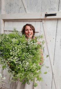 Estelle Fritz, fleuriste écoresponsable Guidel Lorient