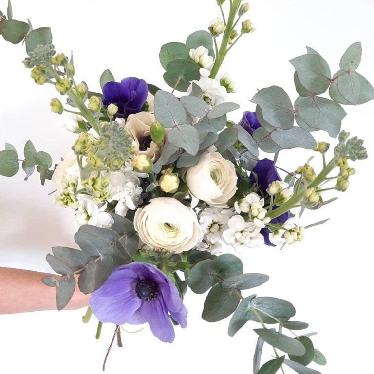 Bouquet par Les Fleurs d'Estelle Lorient