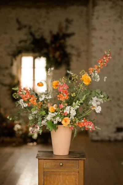 composition fleurs locales guidel